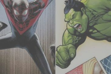 Marvel: in May, the fate of Miles Morales, and a very Cool Hulk