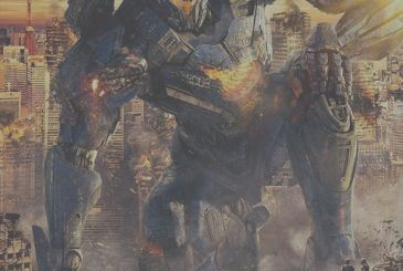 Pacific Rim: The Revolt – an Online new brand new poster!