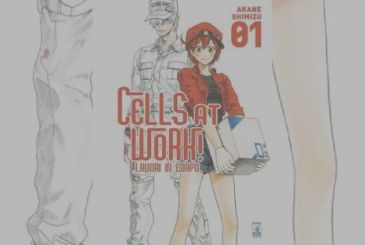 Cells at Work! Work Body 1 | Review preview