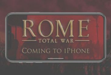 "The first trailer for ""Rome: Total War"" for the iPhone"
