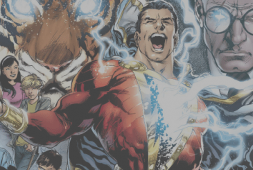 "Shazam!: here is the costume ""complete"""