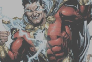 Shazam! – full look and close to the costume of the hero