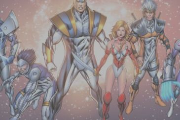The Extreme Universe of Rob Liefeld comes on Netflix!