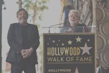 The star of Mark Hamill on the Walk of Fame is finally a reality!
