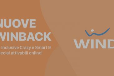 Wind All Inclusive Crazy and Smart 9 Special available for online activation