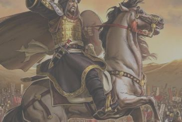 PREVIEW Mondadori Comics: Saladin on Historica Biographies