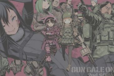 Sword Art Online Alternative Gun Gale Online – announced the premiere
