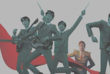 The Fifth Beatle: the tv miniseries taken from the graphic novel best-seller