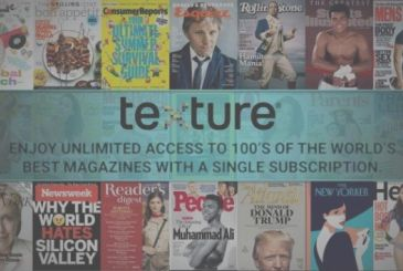 Apple has acquired subscription service magazine digital Texture