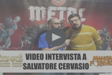 Video interview with Salvatore Cervasio, editorial coordinator, RW Lion – Super 2018