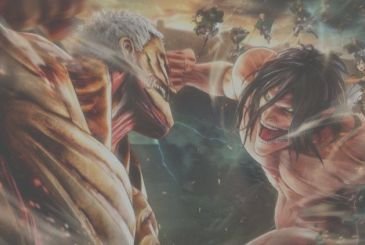 Attack on Titan 2: released the opening cinematic
