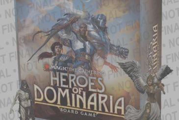 Heroes of Distinguish – Comes the new table game based on Magic: The Gathering