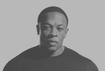 Dr. Dre in action at a concert in Anderson .Paak sponsored by Apple Music