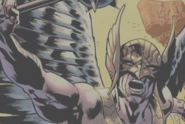 DC Comics – Confirmed the series of the Hawkman with Venditti and Hitch