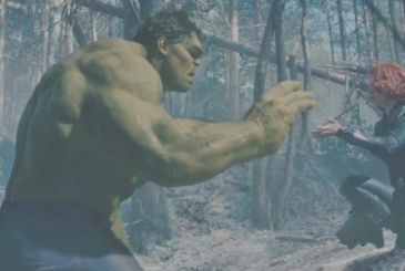 Avengers: Infinity War – all on the Hulk, with Black Widow and the fear of Thanos