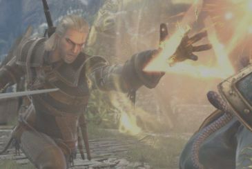 SoulCalibur VI: coming as Geralt from The Witcher
