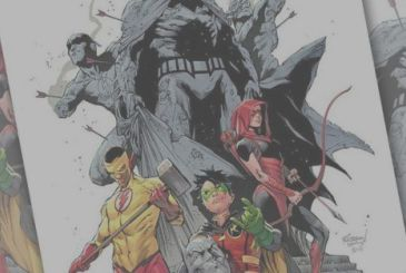 Teen Titans: Adam Glass, and Robson Rocha are the new creative team?