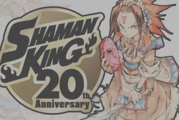 Shaman King, that's when you will start new manga and other news