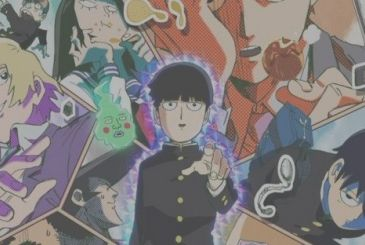 Mob Psycho 100, announced the second animated series