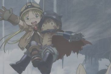 Made in Abyss, announced the two animated films