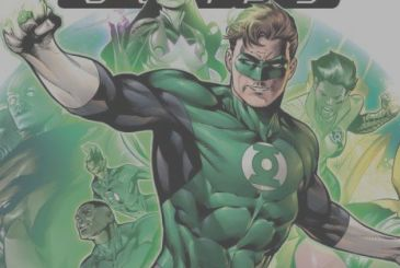 DC: Venditti leaves Hal Jordan & The Green Lantern Corps