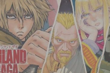 Vinland Saga, announced the animated series
