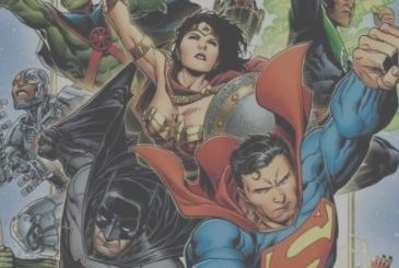DC Comics – the Official relaunch of the Justice League with Snyder, Cheung and Jimenéz
