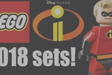 The Incredibles 2 – the video game LEGO?