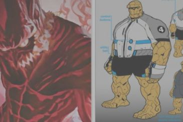 Marvel comics – First appearance of Red Goblins-and-new costumes for the Fantastic Four