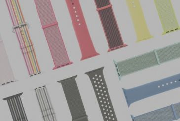 Apple launches the new spring collection of straps, Apple Watch