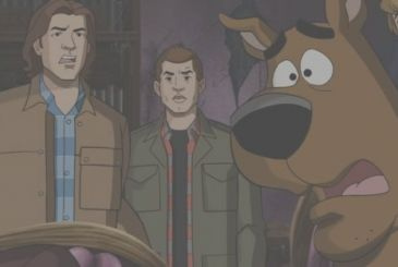 Supernatural: the crossover with Scooby-Doo will be violent and subversive