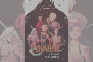 Aqualung Vol. 3 J. Paliaga & F. Carlomagno | Review