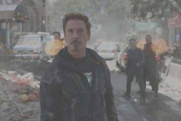 Avengers: Infinity War – Robert Downey Jr. reveals his favorite scene, and discuss the relationship with Captain America