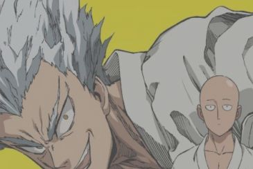 One-Punch Man: the voice of the Garou speak of the character
