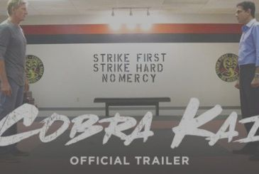 Cobra Kai: the official trailer and the release date of the webserie sequel to the Karate Kid