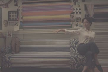 Here is the movie behind the scenes of the new spot of the HomePod Spike Jonze