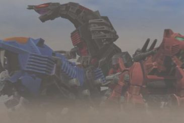 Zoids: Takara Tomy announces new series with a trailer