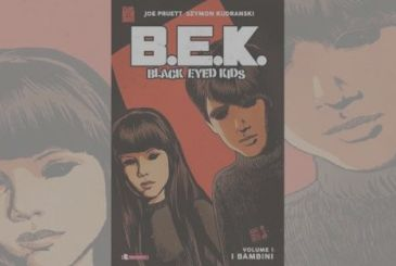Black Eyed Kids Vol. 1 – The Children | Review