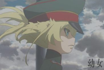 The Saga of Tanya the Evil (Youjo Senki), unveiled the new key visual of the movie sequel