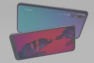 Huawei presents the P20 and the P20 Pro with triple rear camera!