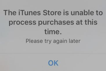 "A pop-up error ""the iTunes Store"" starts to appear on thousands of iPhone: what is it?"