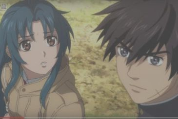 Full Metal Panic! Invisible Victory, the new advertising video of IV the animated series