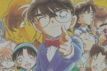 Detective Conan picks up the manga with 5 special initiatives