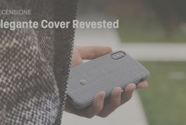 Review Cover REVESTED for iPhone: The elegance of a classic style and Italian quality