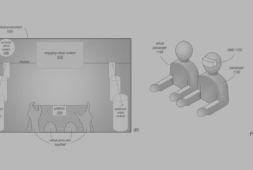 Apple patents a VR system for the car