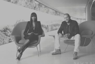 Design and privacy in the interview of Vogue with Jony Ive and Naomi Campbell