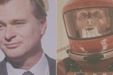 Christopher Nolan for the first time at Cannes in memory of Stanley Kubrick