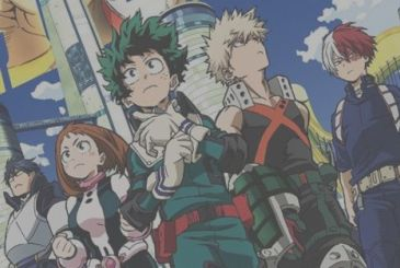 My Hero Academia – The Movie: the first trailer