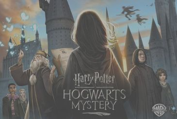 """""""Harry Potter: Hogwarts Mystery"""" available from 25 April, with some of the actors of the movie franchise!"""