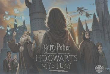"""""""Harry Potter: Hogwarts Mystery"""" on the App Store from the 25th of April, and with 6 players of the original saga"""